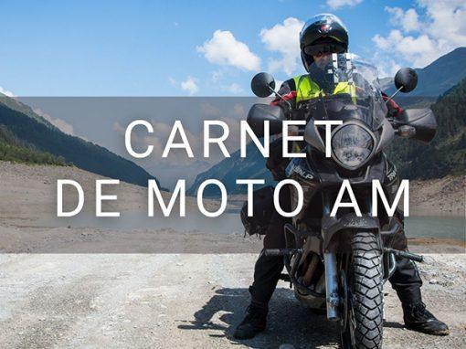 Carnet de Ciclomotor AM