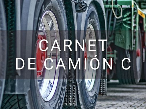 Carnet de Camión C